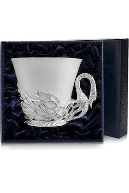 """Чашка чайная """"Лебедь"""""""
