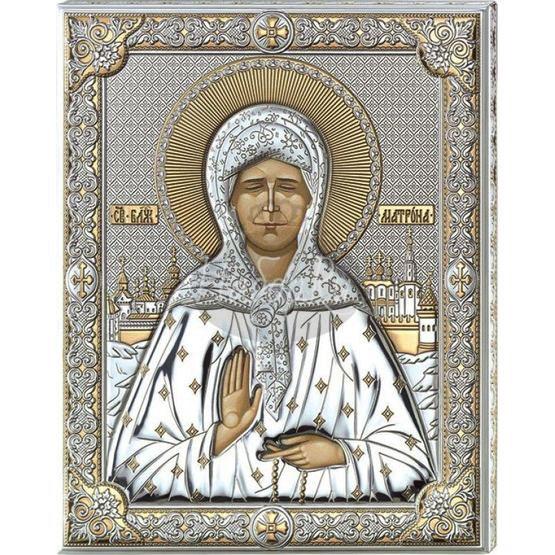"""Икона """"Св. Матрона Московская"""" 85303LORO"""
