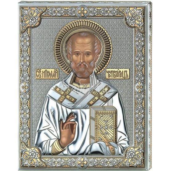"""Икона """"Св. Николай Чудотворец"""" 85301LORO"""