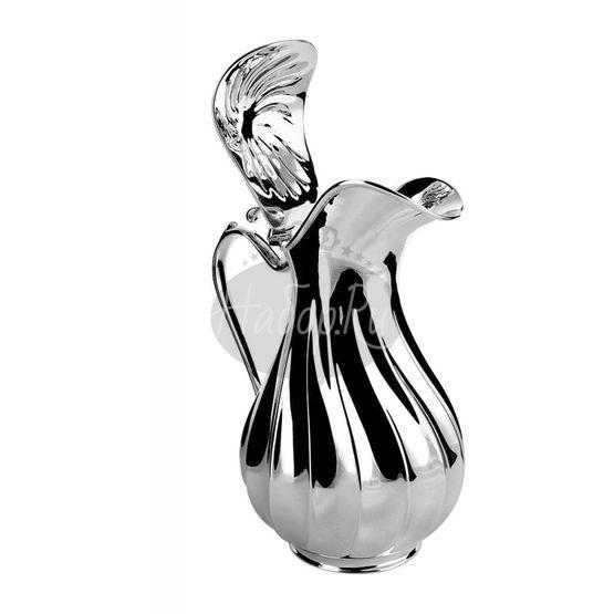 """Кувшин """"Торче"""" с серебряной крышкой 00259_c"""