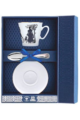 Набор кофейный «Черный кофе-Всадник»