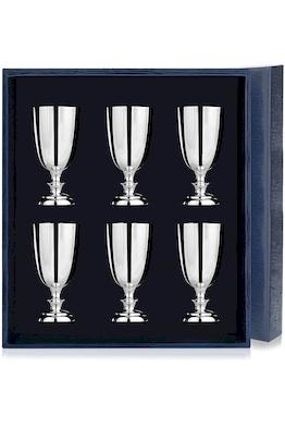Набор «Серебряная рюмка №1» из 6 предметов