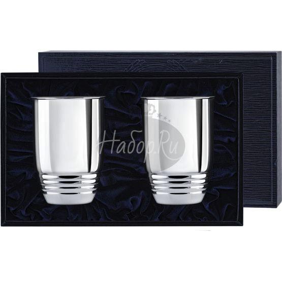 Набор стаканов рифленых 250 мл (2 пр.) 1142НБ00801