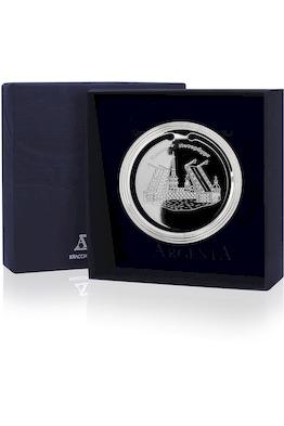 """Закладка для книг с логотипом """"Санкт-Петербург"""""""