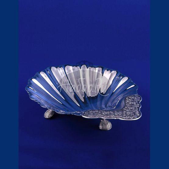 Икорница из серебра №17 (арт. С33684301725)