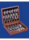 Набор столового серебра на 6 персон №15