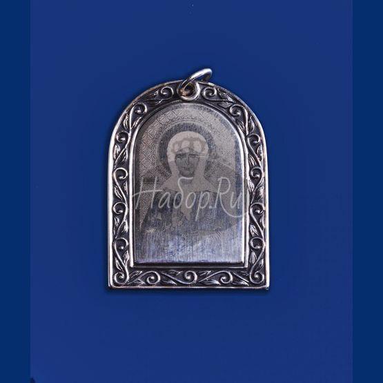 """Подвеска-икона №43 """"Матрона Московская"""" (арт. С336127043)"""