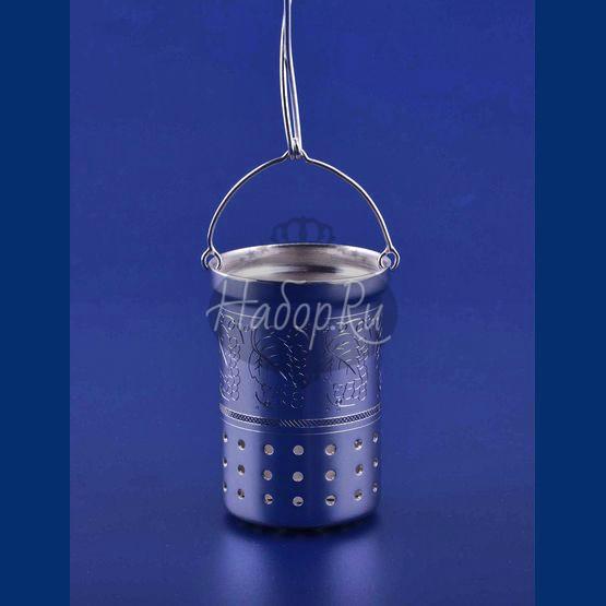 Серебряная емкость для заварки №4 (арт. С336862004)