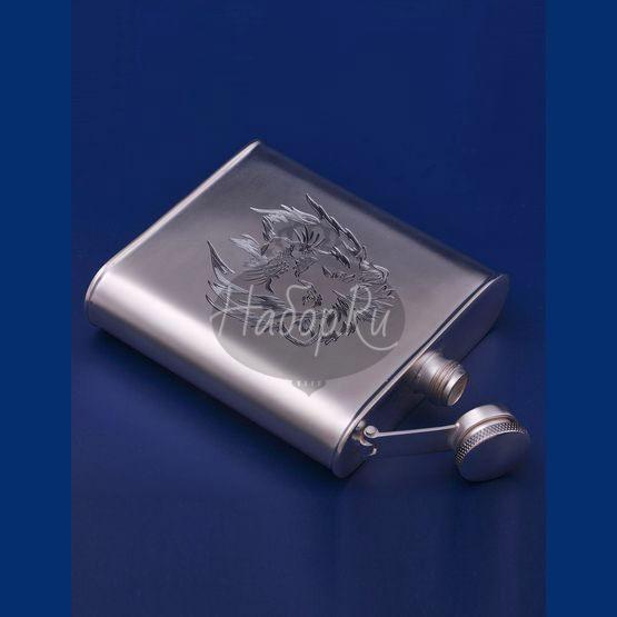 Серебряная фляжка № 29 (арт. C 33683202925)
