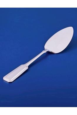 Серебряная лопатка для торта №15
