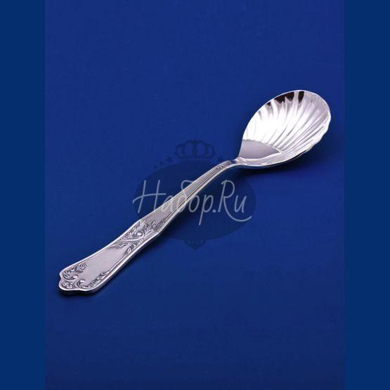 Серебряная ложка для икры №10 (арт. С33682402325)