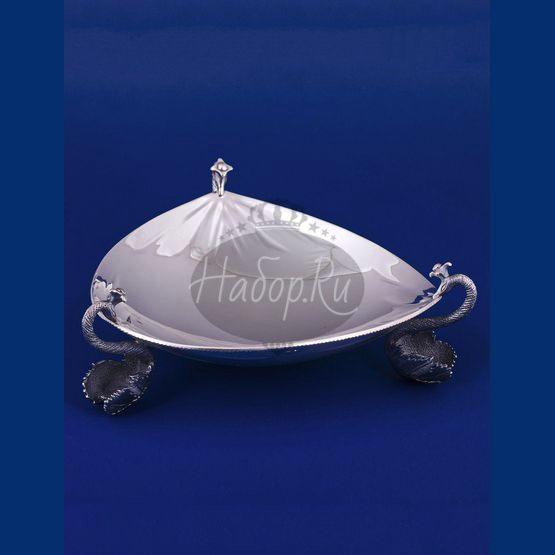 Серебряная ваза  №18 (арт. С33684301825)