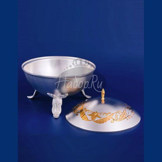 Серебряная ваза для меда №23 (арт. С33684302325)