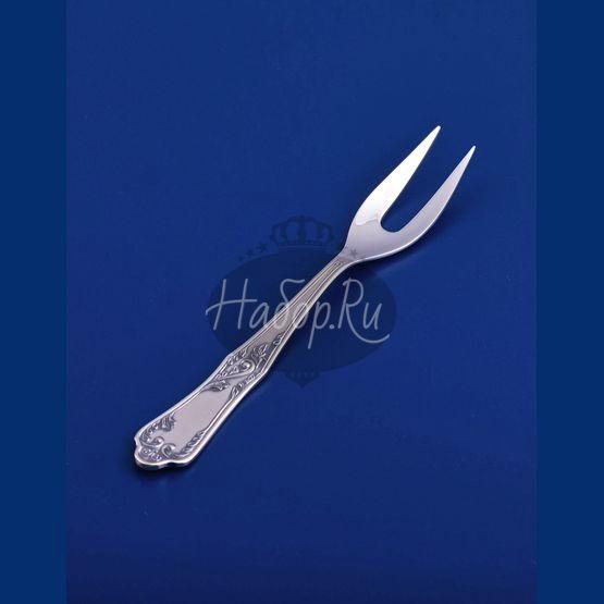 Серебряная вилка для лимона №10 (арт. С33681201725)