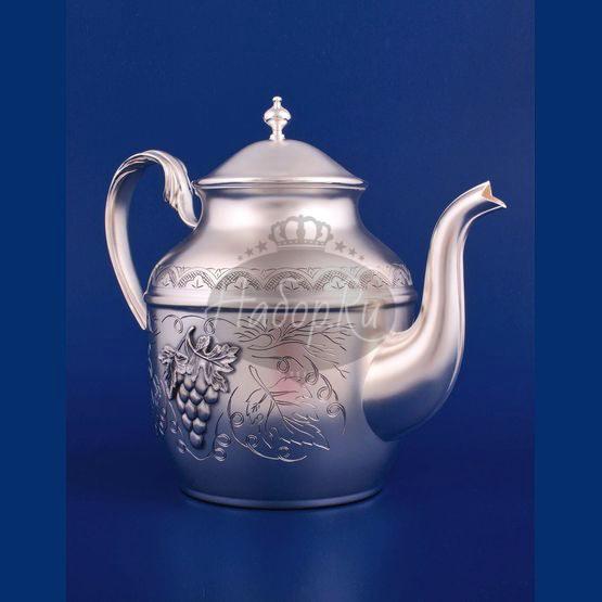Серебряный чайник №21 (арт. С 336858021)