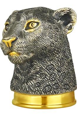 """Стопка-перевертыш """"Леопард"""""""