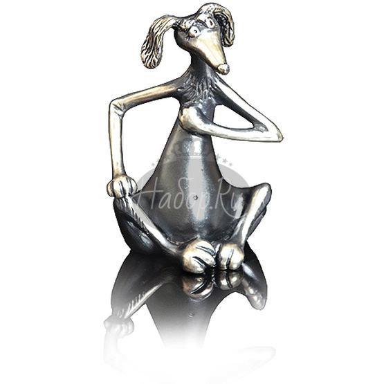 Собачка сидит (арт. 5100)