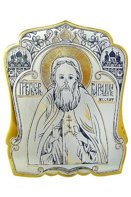 """Икона"""" Сергий Радонежский"""""""