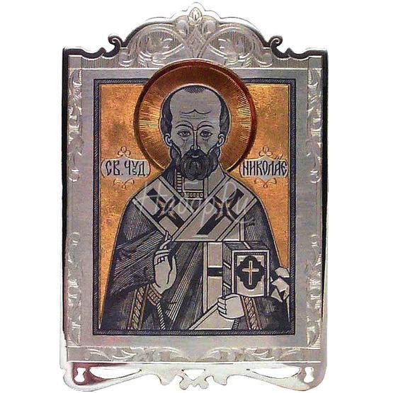 """Икона """"Николай Чудотворец"""" (арт. 50240028А06)"""