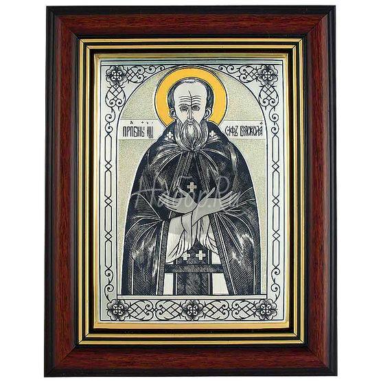 "Икона ""Преподобный Иосиф"" (арт. 50240047И06)"