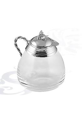 Чайник (со стеклом) с пчелами